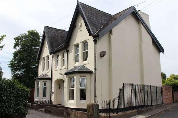 3 Bedrooms Semi Detached House for sale in Blackboard Lane, Childer Thornton, Ellesmere Port, Cheshire