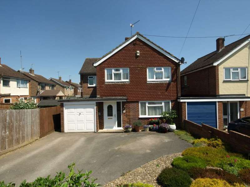 4 Bedrooms Detached House for sale in Bucknell Road, Bicester