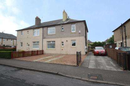 2 Bedrooms Flat for sale in Abbotsford Street, Falkirk