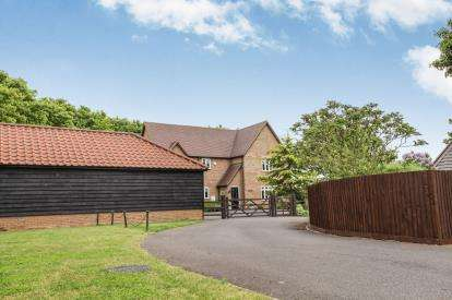 5 Bedrooms House for sale in Station Road, Gamlingay, Sandy, Cambridgeshire