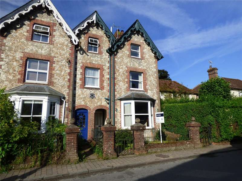4 Bedrooms Semi Detached House for sale in Selkwood House, High Street, Selborne, Alton, GU34
