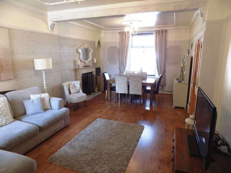 4 Bedrooms Terraced House for sale in Pretoria Road, Tonyrefail