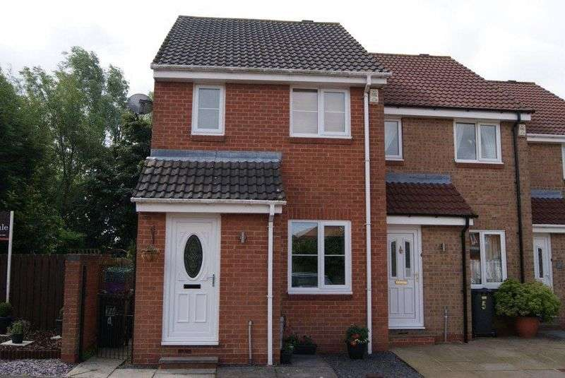 2 Bedrooms House for sale in Rothbury Close, Killingworth