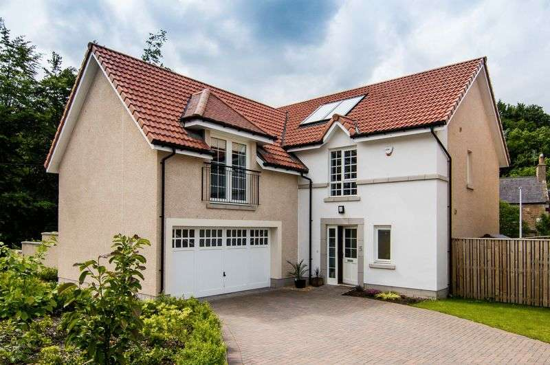 5 Bedrooms Detached House for sale in 5 David Mushet Gardens, Dalkeith, Edinburgh, EH22 1LH