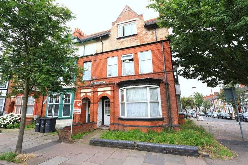 5 Bedrooms Semi Detached House for sale in Fosse Road South, Leicester