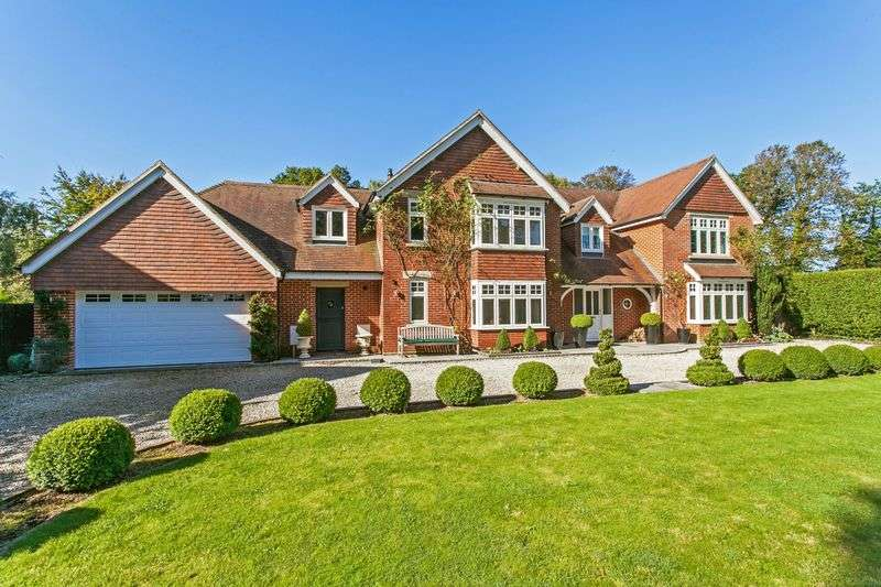 5 Bedrooms Detached House for sale in Curdridge, Hampshire, SO32 2BJ
