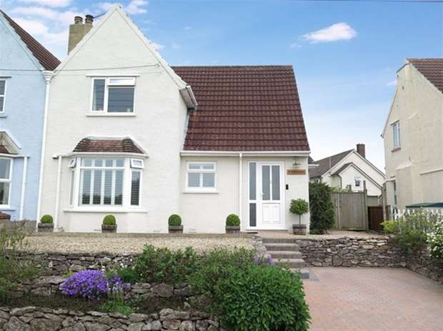 3 Bedrooms Semi Detached House for sale in Dalleston, Binegar, Radstock