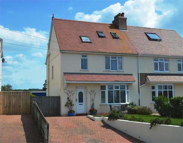 4 Bedrooms Semi Detached House for sale in 8 Capel Lane, Exmouth