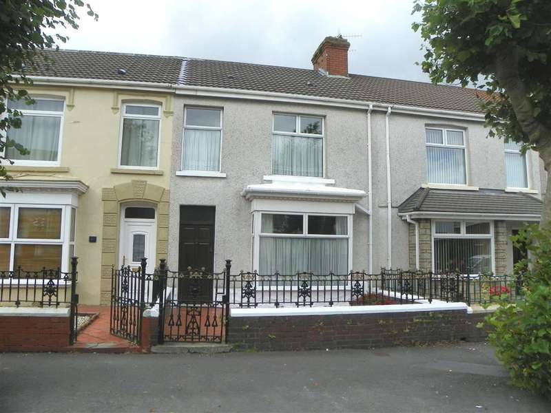 3 Bedrooms Property for sale in Walters Road, Llanelli