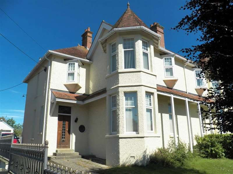 4 Bedrooms Property for sale in Gwbert Road, Cardigan