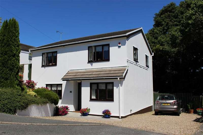 4 Bedrooms Detached House for sale in Scandinavia Heights, Saundersfoot