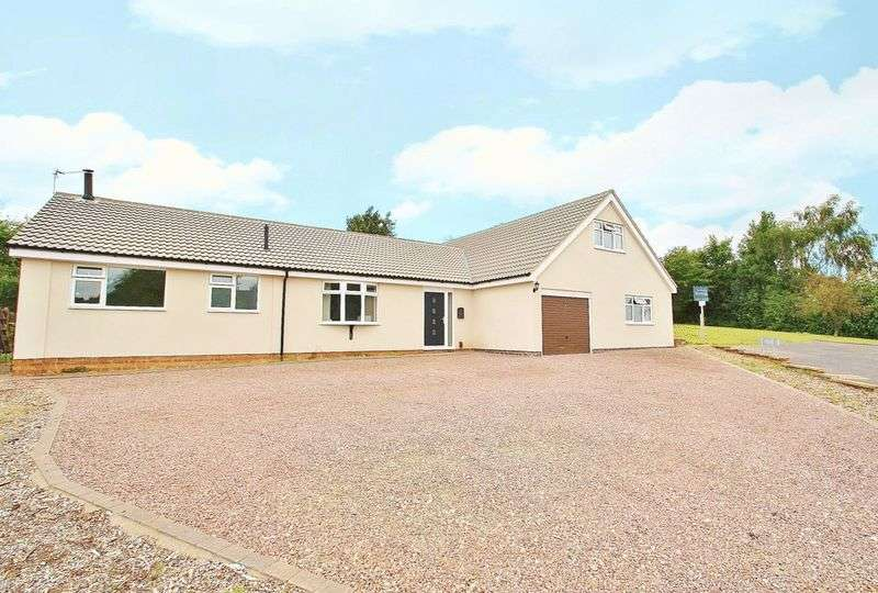 5 Bedrooms Detached House for sale in Latimer Road, Cropston, Leicestershire
