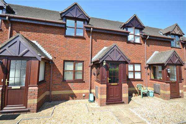 1 Bedroom Mews House for sale in The Pickerings, Off Todd Lane North, Lostock Hall, Preston