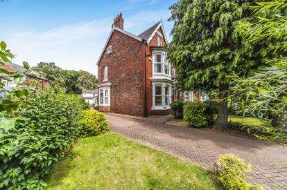5 Bedrooms Semi Detached House for sale in Cornfield Road, Middlesbrough, .
