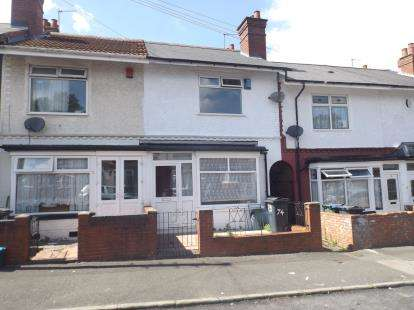 2 Bedrooms Terraced House for sale in Bowden Road, Smethwick, West Midlands