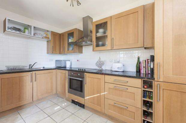 1 Bedroom Penthouse Flat for sale in 35 St Edmonds, Sherwood Gardens, Isle of Dogs E14