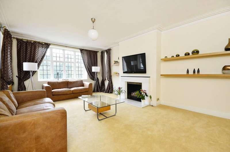 4 Bedrooms Flat for sale in Wildcroft Road, Putney Heath, SW15