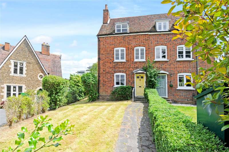 3 Bedrooms Semi Detached House for sale in Church Street, Esher, Surrey, KT10