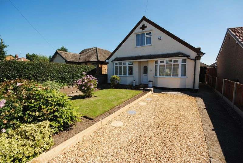 3 Bedrooms Detached Bungalow for sale in Sandbrook Lane, Moreton