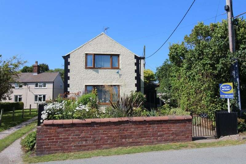 3 Bedrooms Detached House for sale in The Old Post Office, Tetchill, Ellesmere