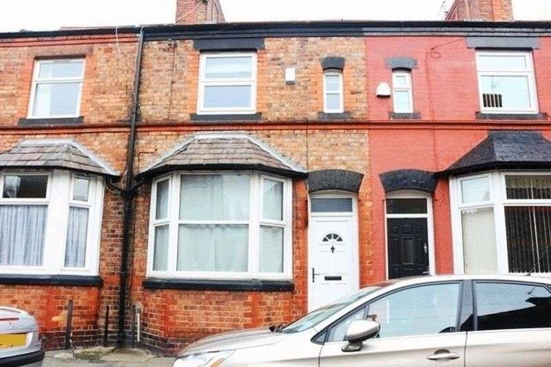 3 Bedrooms Terraced House for sale in Bridge Road, Mossley Hill, Liverpool, L18