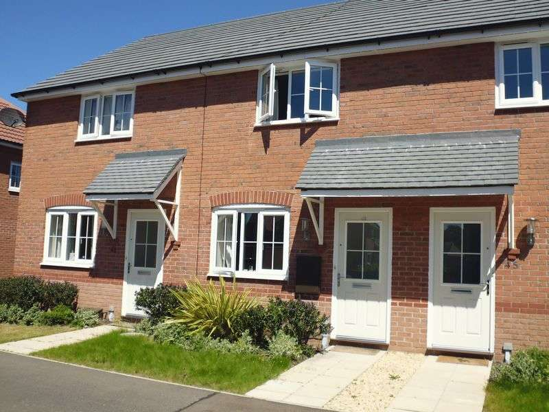 2 Bedrooms Semi Detached House for sale in Tacitus Way, North Hykeham, Lincoln