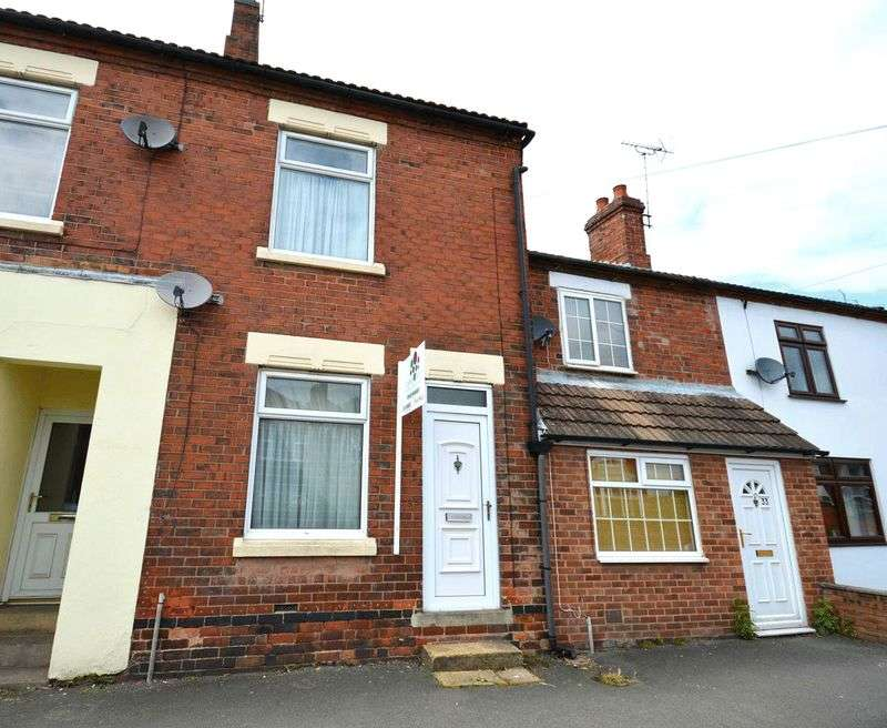 2 Bedrooms Terraced House for sale in Church Street, Swadlincote