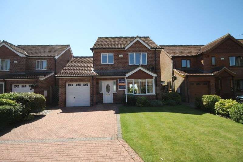 3 Bedrooms Detached House for sale in SWABY CLOSE, MARSHCHAPEL