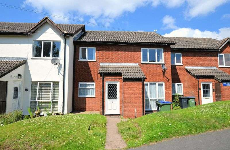 2 Bedrooms Flat for sale in Old Crescent Court, Tame Road, Oldbury