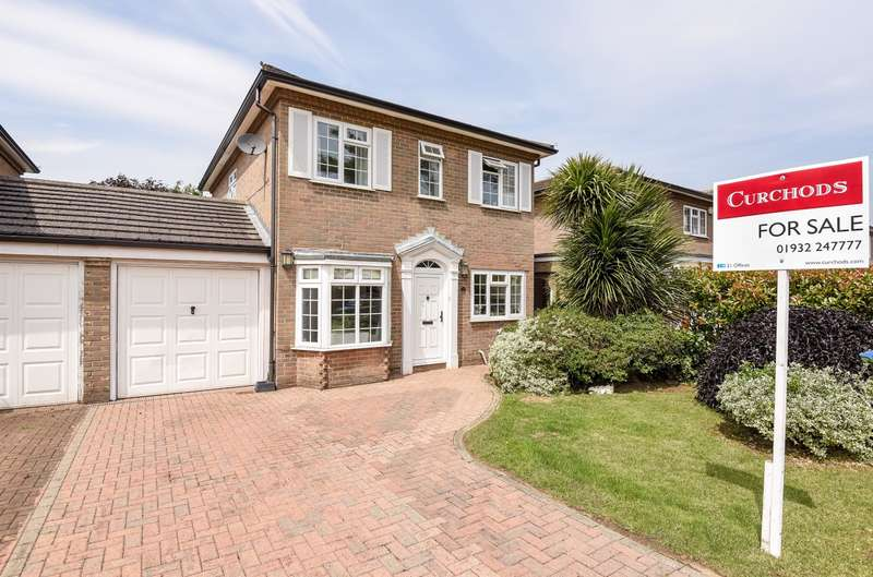 4 Bedrooms House for sale in Walton on Thames