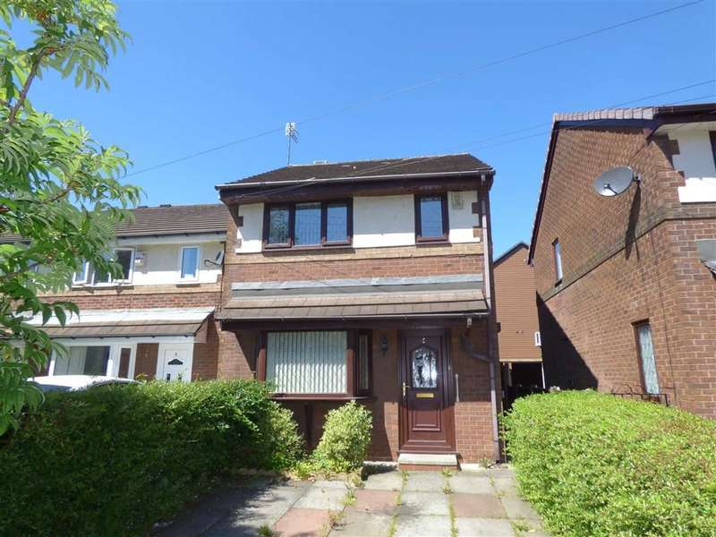 3 Bedrooms Property for sale in Stanley Street, HEYWOOD, Lancashire, OL10