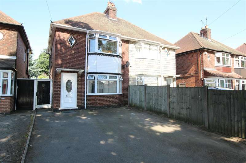 2 Bedrooms House for sale in Ilkeston Road, Trowell