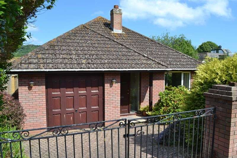2 Bedrooms Detached Bungalow for sale in Connaught Close, Sidmouth