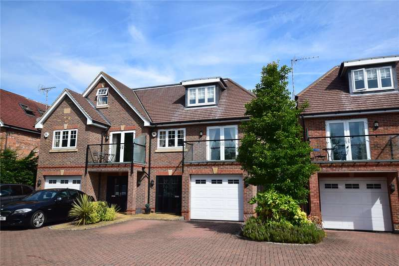 4 Bedrooms Semi Detached House for sale in Fairway Views, Forest Road, Binfield, Berkshire, RG42
