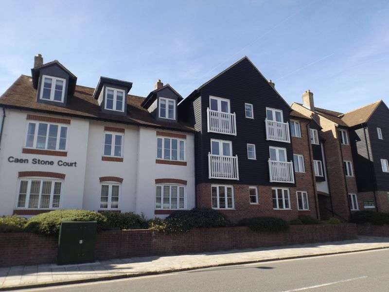 2 Bedrooms Flat for sale in Caen Stone Court: **MUST BE VIEWED** TWO JULIET BALCONIES