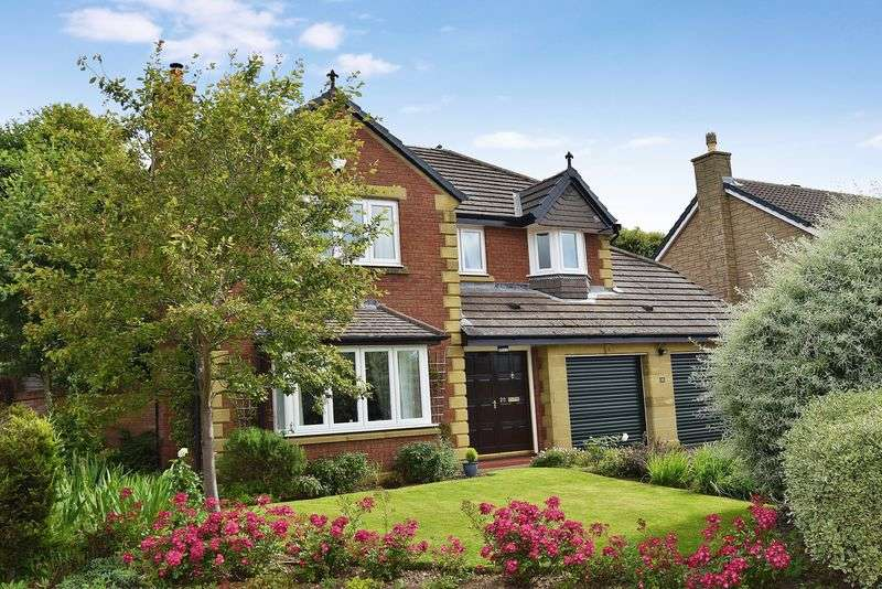 4 Bedrooms Detached House for sale in Jameson Drive, Corbridge