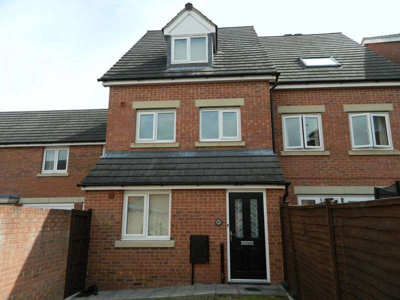 2 Bedrooms Flat for sale in Trinity Way, Bridgwater