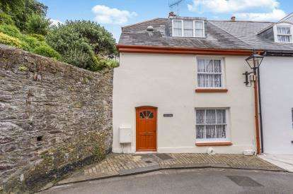 3 Bedrooms Terraced House for sale in Cawsand, Torpoint, Cornwall