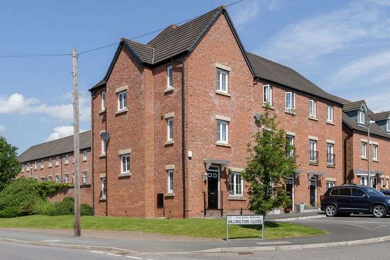 4 Bedrooms Semi Detached House for sale in Billington Close, Barnton, Northwich