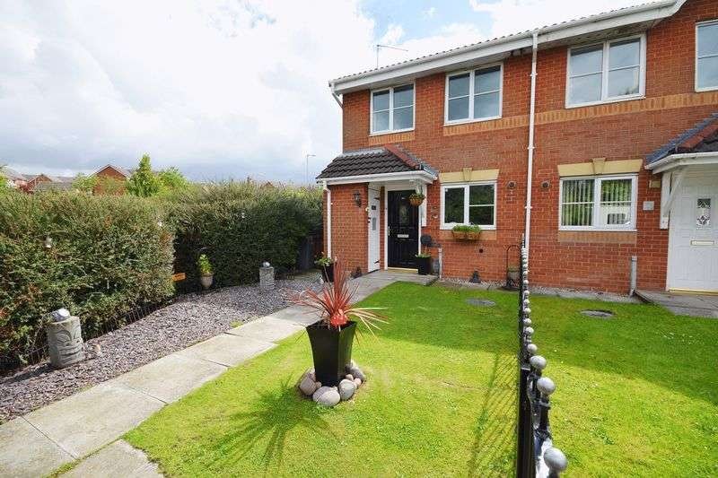 2 Bedrooms House for sale in Beaufighter Grove, Tunstall