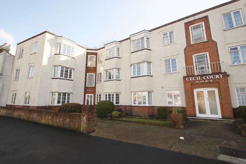 2 Bedrooms Flat for sale in Charminster, Bournemouth