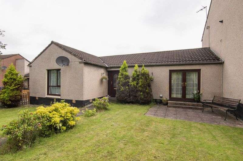 2 Bedrooms Terraced House for sale in 7 Lauder Road, Dalkeith, Midlothian, EH22 2JZ