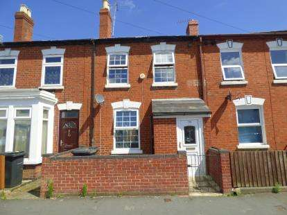 2 Bedrooms Terraced House for sale in Ryecroft Street, Gloucester, Gloucestershire