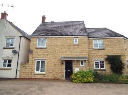 3 Bedrooms Semi Detached House for sale in Ulysses Road, Swindon, Wiltshire