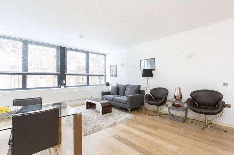 2 Bedrooms Flat for sale in Marzell House, West Kensington, London, W14