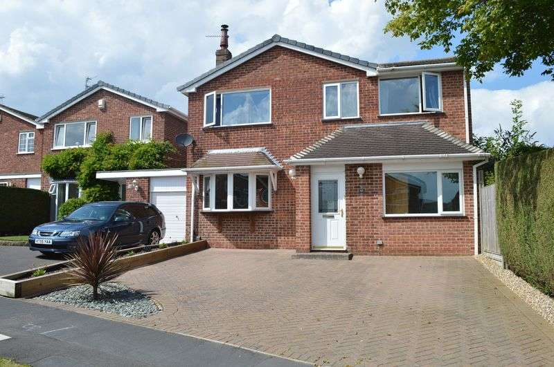 4 Bedrooms Detached House for sale in Sycamore Road, East Leake
