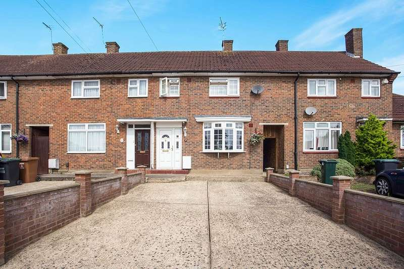 2 Bedrooms Property for sale in Prestwick Road, Watford, WD19
