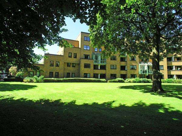 2 Bedrooms Apartment Flat for sale in Horton House, The Crescent, Llandaff