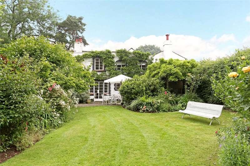 4 Bedrooms Detached House for sale in Southlands Lane, West Chiltington, Pulborough, West Sussex, RH20