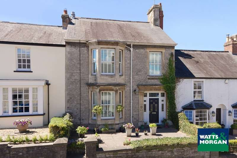 4 Bedrooms Terraced House for sale in Eastgate, Cowbridge, Vale of Glamorgan, CF71 7DG